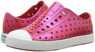 Native Jefferson Iridescent Girls Shoes