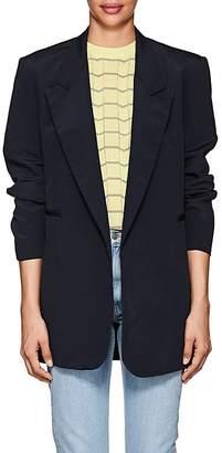 Nomia Women's Crepe Oversized Blazer