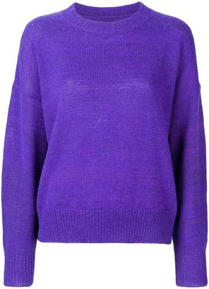 Etoile Isabel Marant long-sleeve fitted sweater