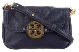 Tory Burch Leather Mini Crossbody Bag