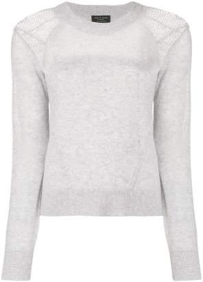 Rag & Bone cashmere fine knit sweater