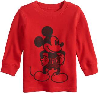 Disneyjumping Beans Disney's Mickey Mouse Baby Boy Thermal Graphic Tee by Jumping Beans
