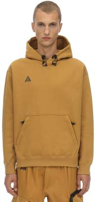 Nike Acg Nrg Acg Cotton Blend Sweatshirt Hoodie