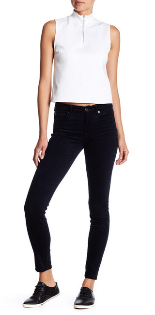 7 For All Mankind7 For All Mankind The Skinny Corduroy Pant