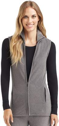 Cuddl Duds Women s Stretch Fleece Vest 90f817000