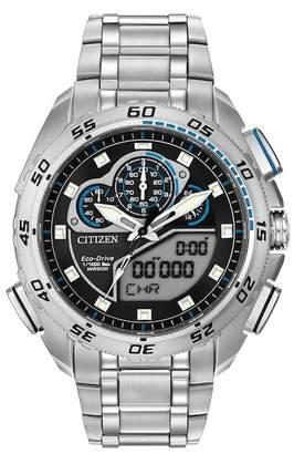 Citizen Men's ProMaster Bracelet Watch, 44mm