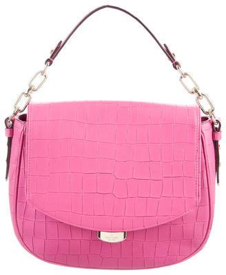 Kate SpadeKate Spade New York Embossed Leather Bag