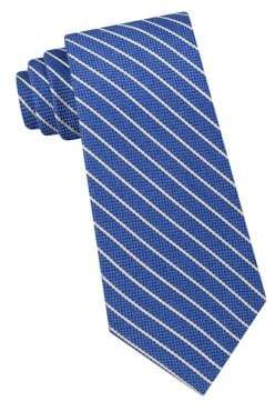 Michael Kors Baldwin Melange Striped Tie