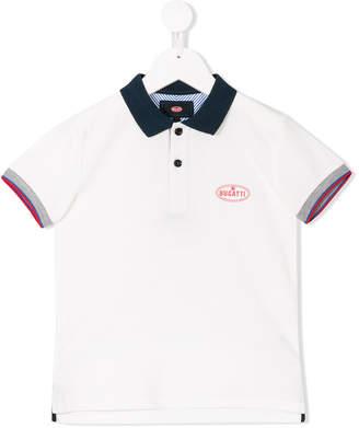 Bugatti Kids logo polo shirt