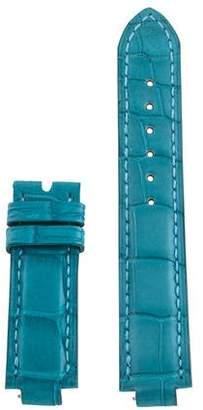 Harry Winston 17mm Alligator Watch Straps