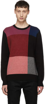 Rag & Bone Black Mitch Sweater
