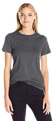 American Apparel Women's Fine Jersey Classic T-Shirt $8.40 thestylecure.com