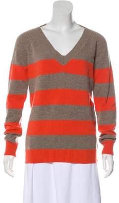 Stella McCartney Wool Striped Sweater