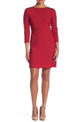 Theory Kamillina Stretch Wool Dress
