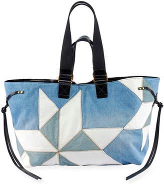 Isabel Marant Wardy New Port Shoulder Bag