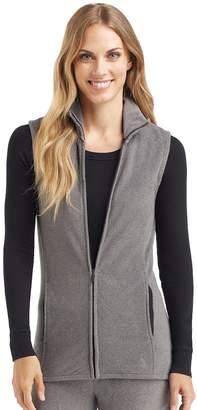 Cuddl Duds Women's Stretch Fleece Vest