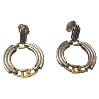 Boucheron White gold earrings