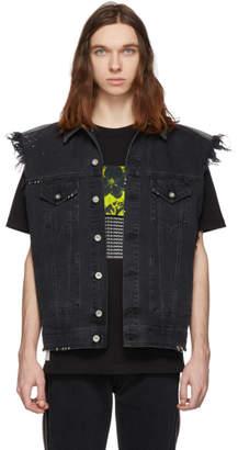 Diesel Black D-Vinny-B Vest