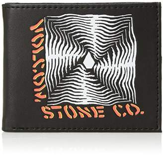 Volcom Men's Radiator 3 Fold Pu Wallet Accessory