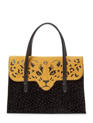 Charlotte Olympia Leather handbag