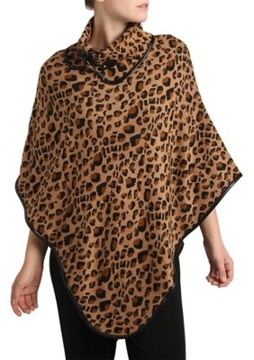 Kelly & Katie Collar Poncho