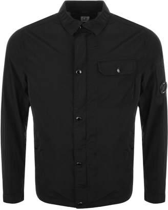 C.P. Company Overshirt Jacket Black