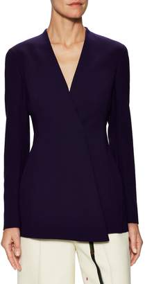 Akris Women's Bellezza V Neck Jacket