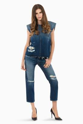 Siwy Valerie In Wanna Know You Jean