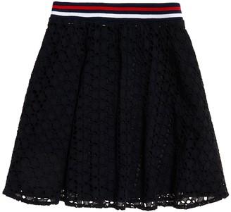 Superdry Teagan Schiffli Broderie Anglaise Skirt a39b0223d8e4