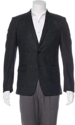 Givenchy Wool & Silk Blazer