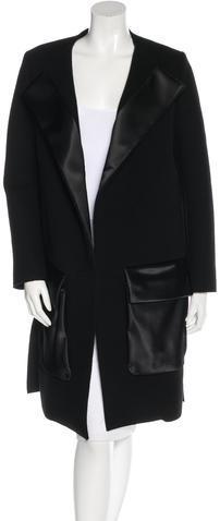 CelineCéline Wool & Angora Coat