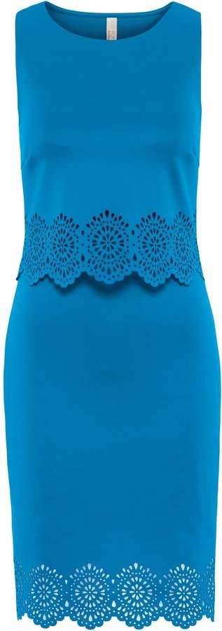 BODYFLIRT boutique Kleid mit Cut outs