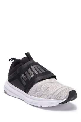 Puma Enzo Strap Nautical Show Running Shoe