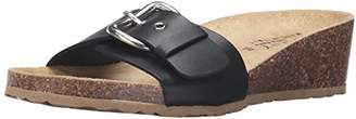 Easy Street Shoes Women's Amico Wedge Slide Sandal