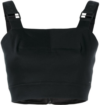 Calvin Klein Jeans buckled straps tank top $89.05 thestylecure.com
