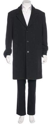 Marc Jacobs Wool Car Coat