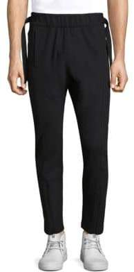 Helmut Lang Side Buckle Jogger Pants