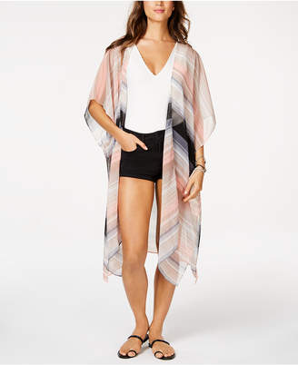 Cejon Melrose Striped Duster