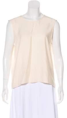 Jenni Kayne Open-Back Silk Top w/ Tags