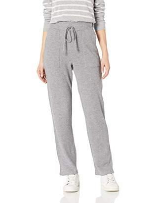 Chaus Women's Drawstring Sweater-Like Pants