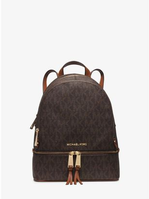 Rhea Small Backpack $298 thestylecure.com