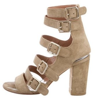 Laurence Dacade Dana Cage Sandals $250 thestylecure.com
