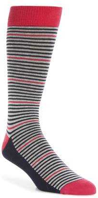 Ted Baker Pinstripe Socks