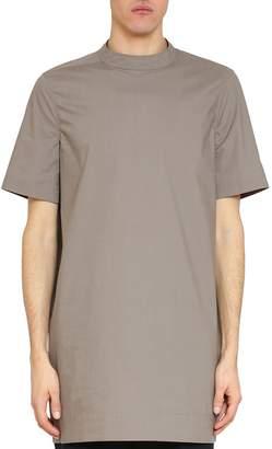 Rick Owens Dust Moody Cotton Tunic
