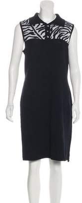 St. John Sport Sleeveless Knit Dress