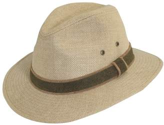 Scala Hemp Safari Hat