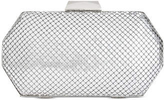 INC International Concepts I.N.C. Mesh Geo Small Clutch, Created for Macy's