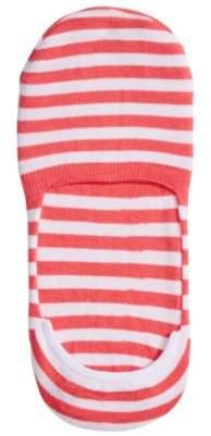 Hue Women's High Cut Resort Liner Socks