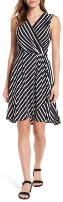 Women's Tommy Bahama Faux Wrap Jersey Dress $158 thestylecure.com