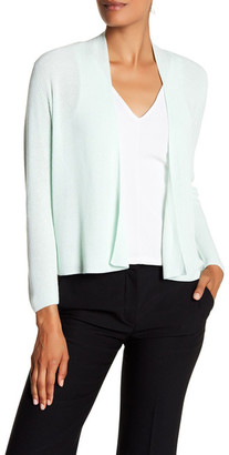 Eileen Fisher Crop Knit Cardigan $238 thestylecure.com